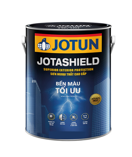 Jotun Jotashield Bền màu tối ưu