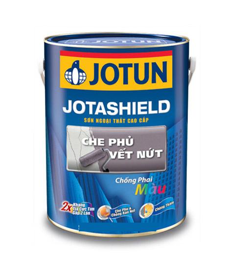 Jotun Jotashield che phủ vết nứt
