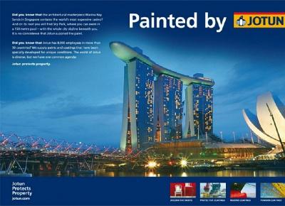 tìm hiểu về hãng sơn jotun và thị trường của sơn jotun tại việt nam