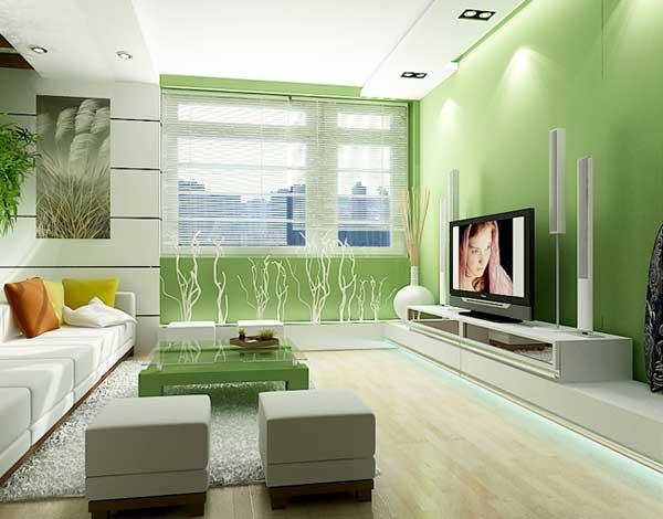 Cách chọn màu sơn hoàn hảo cho ngôi nhà của bạn