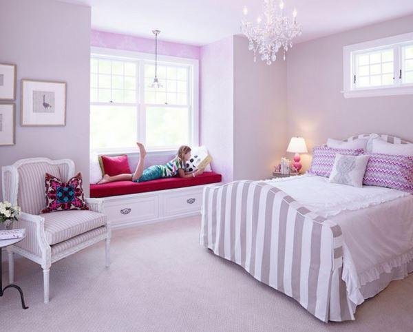 Phòng ngủ nên sử dụng những gam màu nào