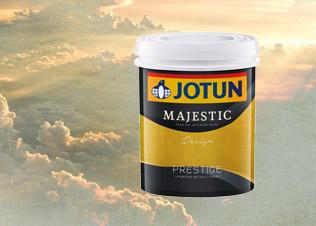 Sơn hiệu ứng Majestic Prestige (hiệu ứng ánh kim loại)