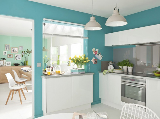 Cách chọn màu sơn nhà và những màu nên tránh