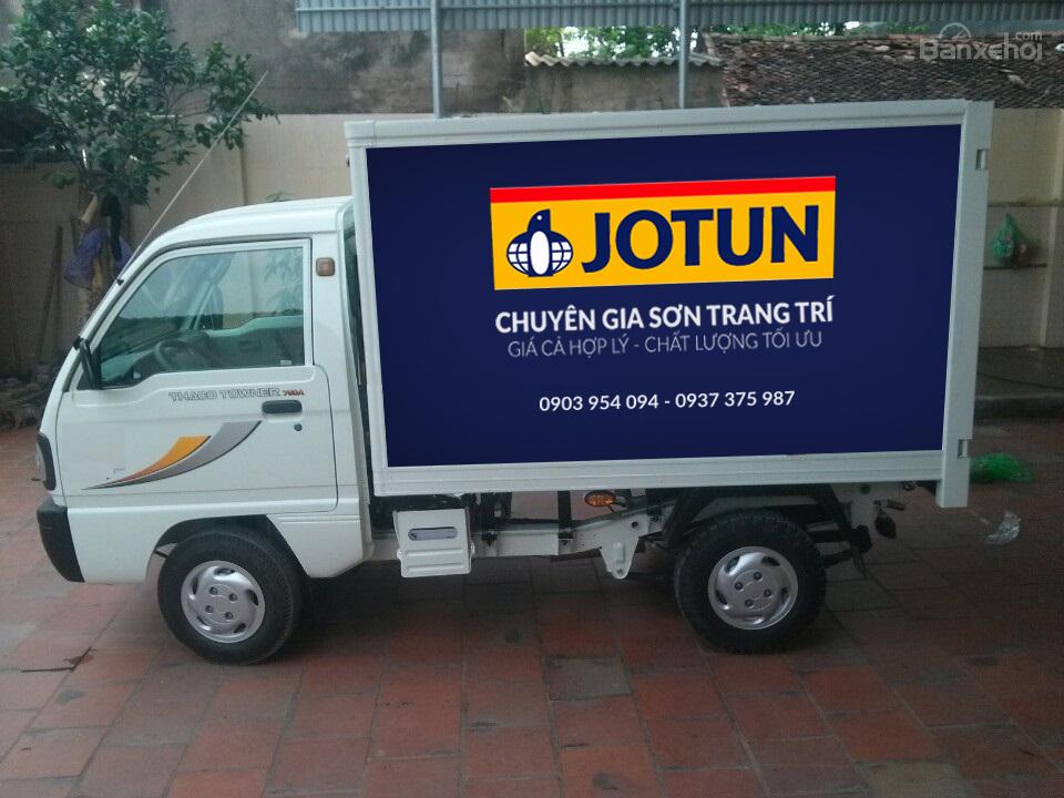 Đại lý Sơn Jotun chính hãng tại quận 9