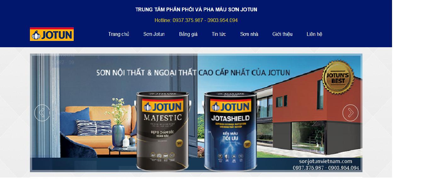 Đại lý cấp 1 Sơn Jotun chính hãng tại Nhà Bè, giá sơn jotun tại Nhà Bè, sơn jotun Nhà Bè giá tốt nhất, sơn jotun Nhà Bè giá rẻ nhất