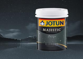 Sơn hiệu ứng Majestic Design Diamond ( hiệu ứng kim cương)