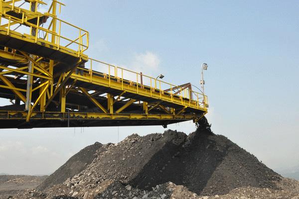 thiết bị khai thác mỏ